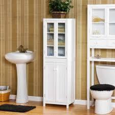 bathrooms design tall linen cabinet bathroom storage cabinet