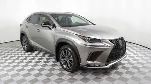 2018 new lexus nx nx 300 f sport fwd at penske automall az iid