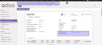 Help Desk Service Level Agreement Service Level Agreements To Customer For Helpdesk Support Odoo Apps