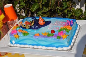nemo baby shower home design