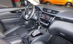 nissan rogue interior 2017 detroit auto show nissan rogue sport autonxt