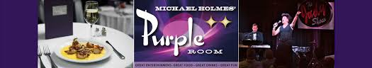 michael holmes u0027 purple room supper club u2013 where palm springs plays