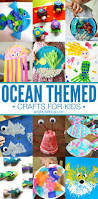 ocean themed crafts for kids a night owl blog