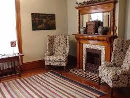 Queen Anne Living Room Design 102 W Seiberling St Blue Mound Il 62513 1892 Queen Anne Living