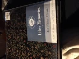 4x6 Photo Albums Holds 500 Amazon Com Nantucket Home Life U0027s Memories 4 X 6 Photo Album
