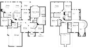 5 bedroom floor plans 1 story baby nursery house plans with 5 bedrooms bedroom house plans