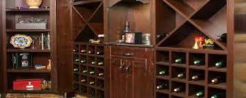 Wine Cellar Edmonton - well stocked wine cellar custom cabinets