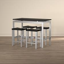 counter height bistro table sets counter height pub table on pub