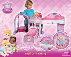 Baby Doll High Chair Set Compare 18in Doll Crib Vs Disney Princess Playcenter