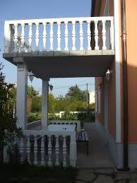 pergola balkon balkon terasa trst sobe mara