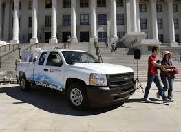 electric pickup truck rocky mountain power to test new electric truck deseret news