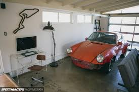 porsche garage the californian house of porsche speedhunters