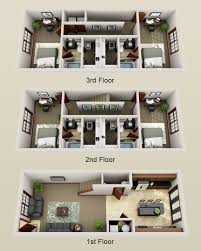 3 story townhouse floor plans open floor plan painting ideas voterebeccagagnon part 4