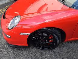 porsche gt3 red porsche gt3 red miami autosport technik
