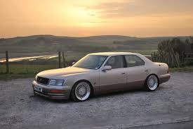 1997 lexus ls400 lexus ls400 daily 1997 2500 brighton uk retro rides
