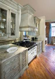 Distressed Wood Kitchen Cabinets Distressed Kitchen Cabinets Can Add A Touch Of Well Worn Charm To