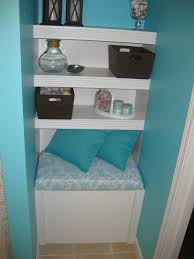 Shelving For Bathroom The Hand Me Down House