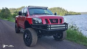 nissan titan lethal d567 gallery fuel off road wheels