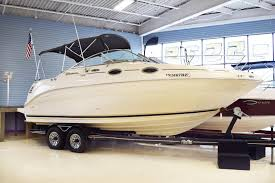 2004 sea ray 240 sundancer for sale in indianapolis in marine