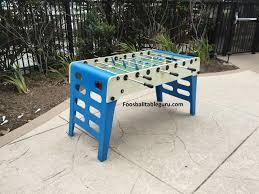 garlando outdoor foosball table review best outdoor foosball tables weatherproof soccer table