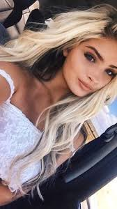 hair styles brown on botton and blond on top pictures of it the 25 best dark underneath hair ideas on pinterest blonde hair