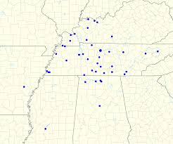 Tennessee Tech Map by Titans Radio Network Wikipedia