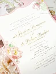 wedding invitations jakarta fornia design home