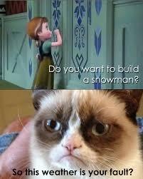 Do You Want To Build A Snowman Meme - do you want to build a snowman no imgur