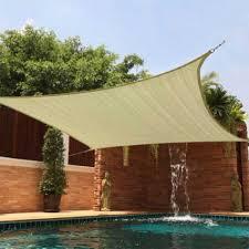 patio tarp shade glf home pros ideas sails sun x square top sail