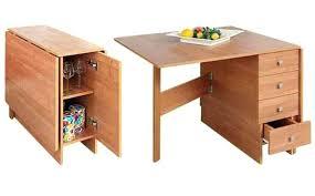 table escamotable dans meuble de cuisine table cuisine amovible table de cuisine escamotable table