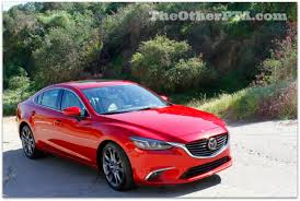 mazda mazda 2016 mazda 6 grand touring review the other pta