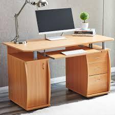 buy computer desk computer desk with hutch pc gaming desk computer
