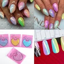 aliexpress com buy learnever trend mermaid effect nail glitter
