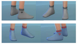 cas content for kids tattoos socks and at sim2me sims 4