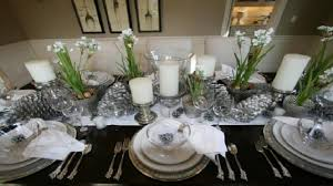 Dining Room Setting Dining Table Setting Ideas 4 Christmas Dinner Table Setting