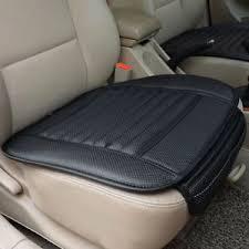housse de siege auto cuir universel housse de siège voiture cuir respirant protection avant