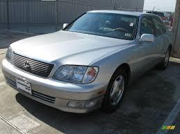 silver lexus 2009 2000 alpine silver metallic lexus ls 400 21776004 gtcarlot com