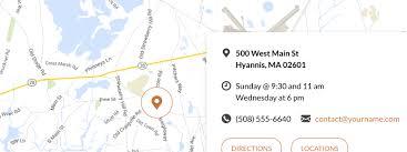 Map Api Updates For Google Maps Churchthemes Com