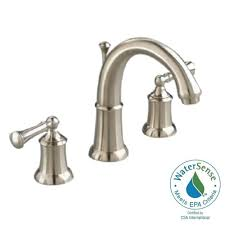 american standard hampton 2 handle standard kitchen faucet with
