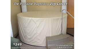 baptismal pools portable baptistry zip cover church baptistry baptistery heaters