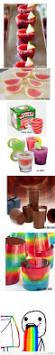 rainbow cocktail recipe best 25 rainbow shots ideas on pinterest rainbow jello shots