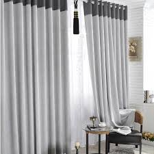 Gray Blackout Curtains Gray Blackout Curtains New Interiors Design For Your Home