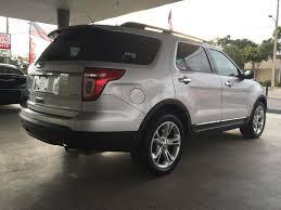 Ford Explorer Limited - 2015 ford explorer limited 4dr suv in orlando fl multinational