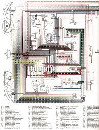1967 beetle wiring diagram usa thegoldenbug com best vw throughout