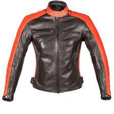 spada turismo autumn sun ladies leather motorcycle jacket