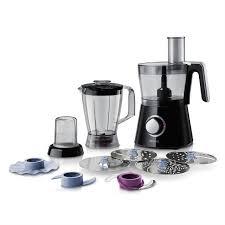 les robots de cuisine philips hr7762 90 multifonction viva collection noir achat