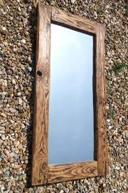 Reclaimed Wood Home Decor Mirrors Made With Reclaimed Wood Available To Order To Size