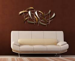 metal wall design modern living modern wall and mirrors decor contemporary abstract decoration