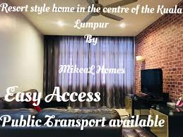 resort style home near midvalley condominiums for rent in kuala