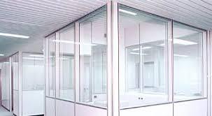 controsoffitto alluminio controsoffitti per uffici con pareti mobili pareti mobili per